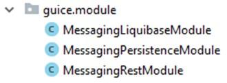 Headwind MDM plugin Guice modules